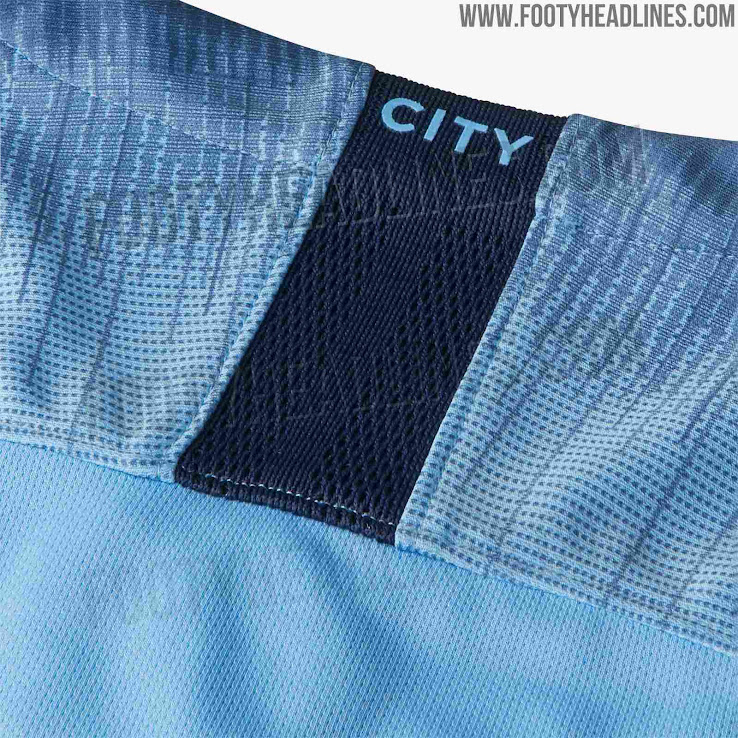 59c957c7d Manchester City 18-19 Home Kit Released - Footy Headlines