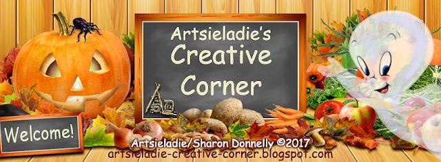 Creative Corner Facebook cover by Artsieladie