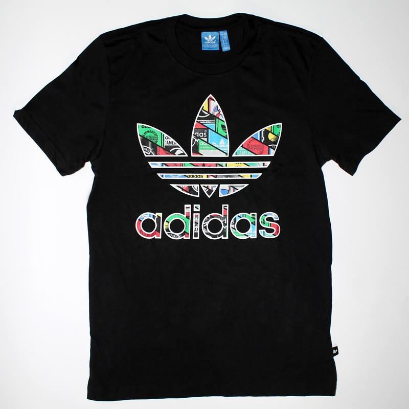camisetas adidas para hombre