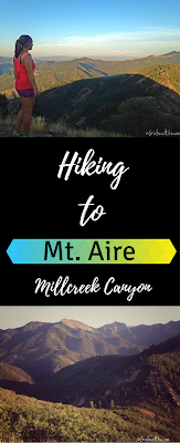 Hiking to Mt. Aire