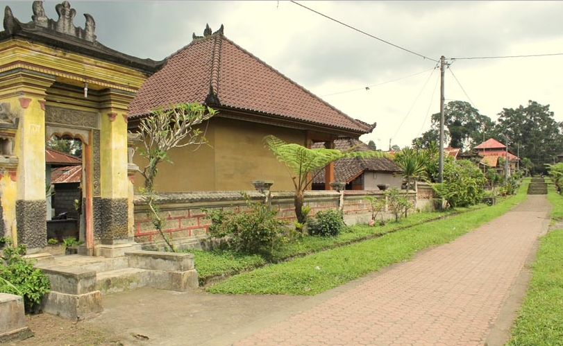 Wisata Desa Pakraman Pengotan Bali Woso Desa Tradisional