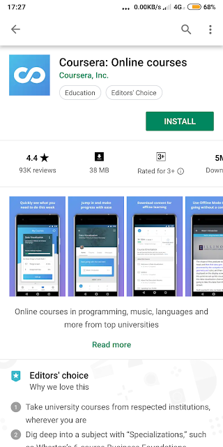 Top 10 Educational Apps For Android Free Download -With Links