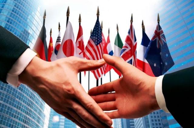 Pengertian Perdagangan Internasional, Manfaat dan Faktor Pendorong Terjadinya Perdagangan Internasional