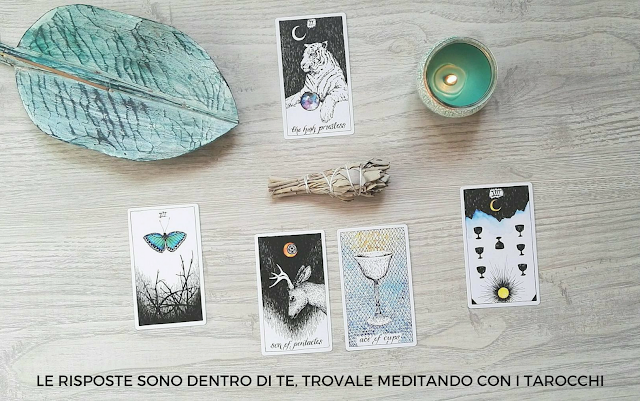MEDITARE CON I TAROCCHI: A COSA SERVE E COME FARE