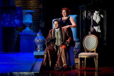 Rupert Enticknap, Catherine Hopper - Handel Tamerlano - Buxton Festival - photo Robert Workman