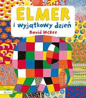 Elmer, słoń w kratkę