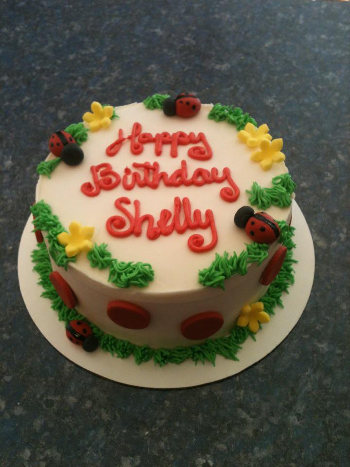 Hannahs Homemade Favorites Birthday Cakes