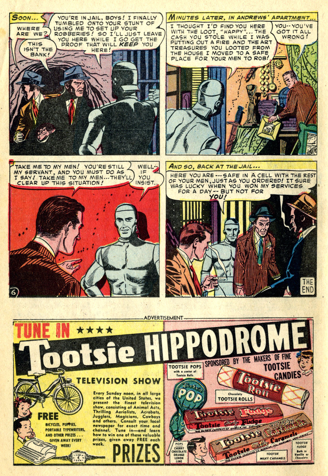 Detective Comics (1937) 192 Page 29
