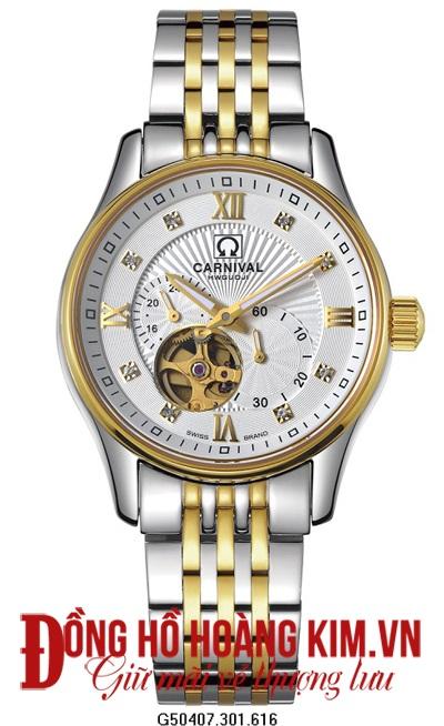 Tư vấn chọn mua đồng hồ nam Carnival chính hãng