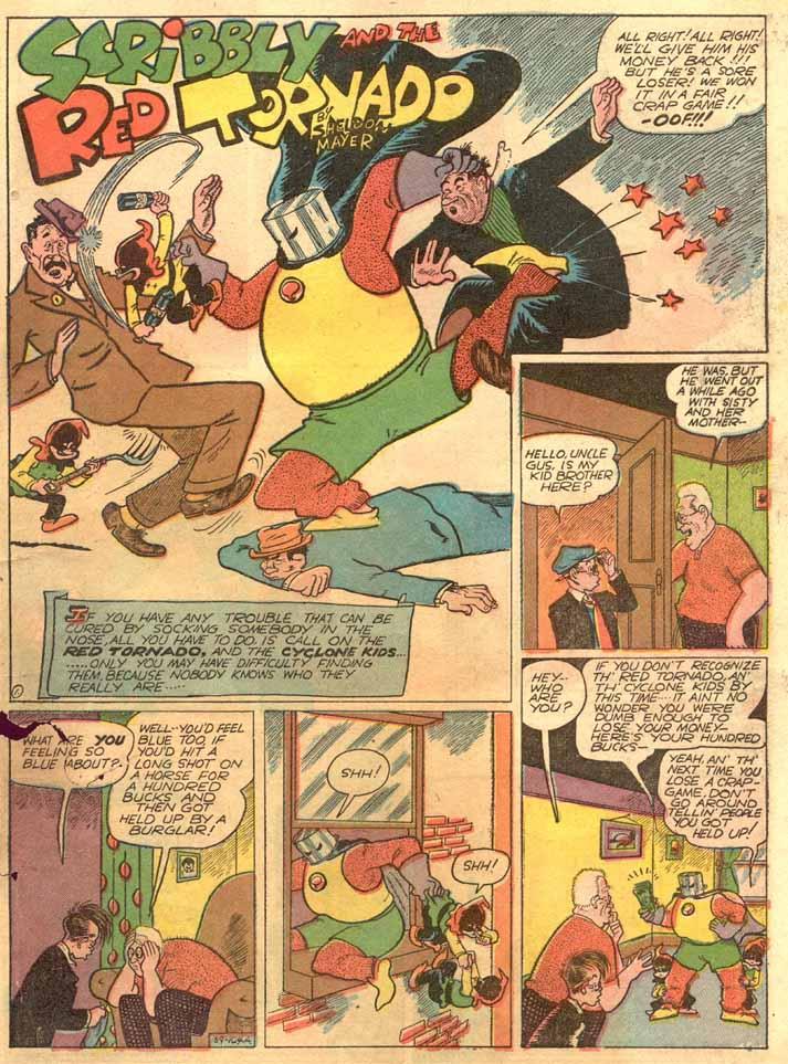 Read online All-American Comics (1939) comic -  Issue #27 - 13