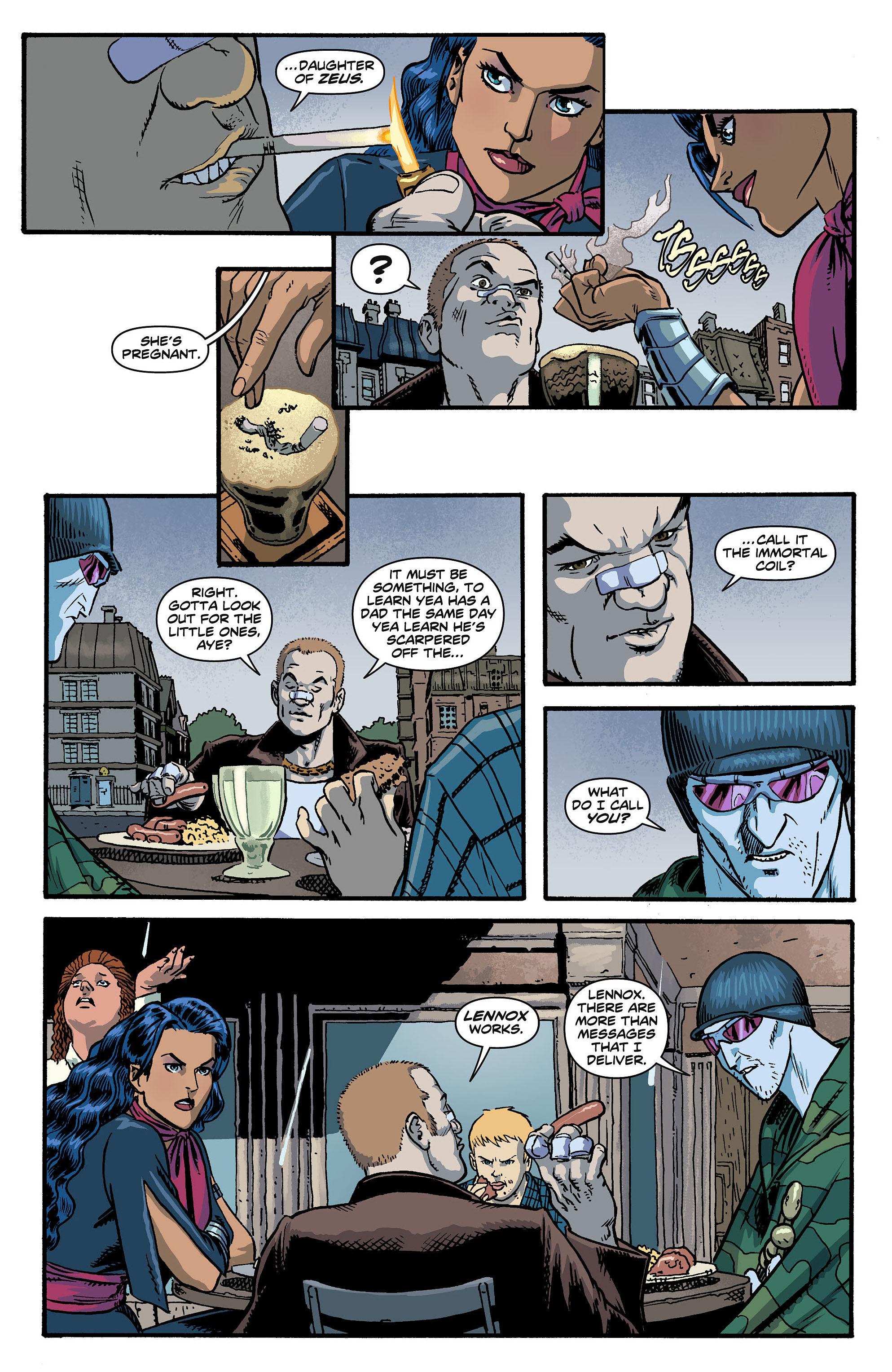 Read online Wonder Woman (2011) comic -  Issue #5 - 7