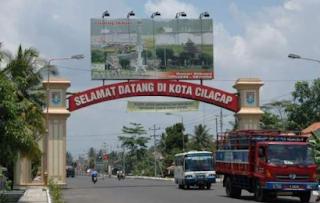 Batas Kota Cilacap akan dipindah Batas Kota Cilacap akan dipindah
