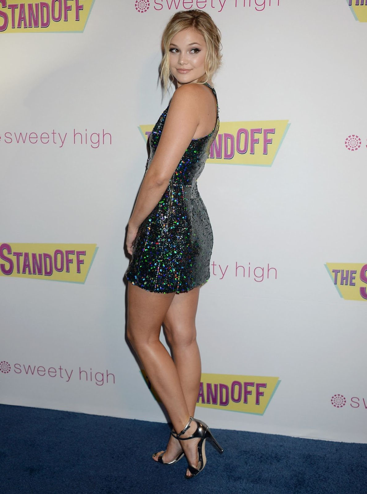 HD Photos of Olivia Holt At The Standoff Premiere In Los Angeles