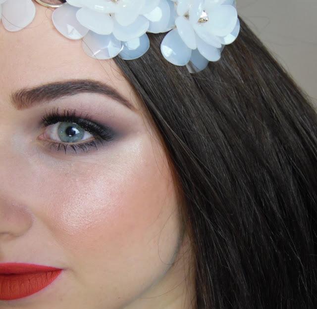 matt makeup