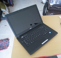 laptop bekas malang msi cr410