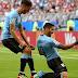 Ουρουγουάη - Ρωσία 2-0 (ΗΜ.)