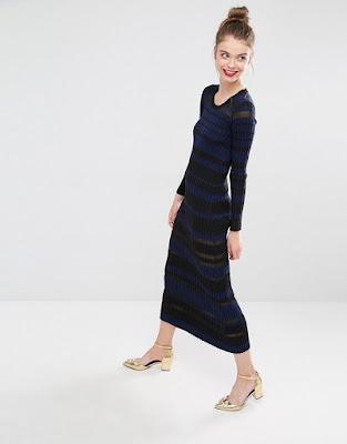 vestidos largos a crochet