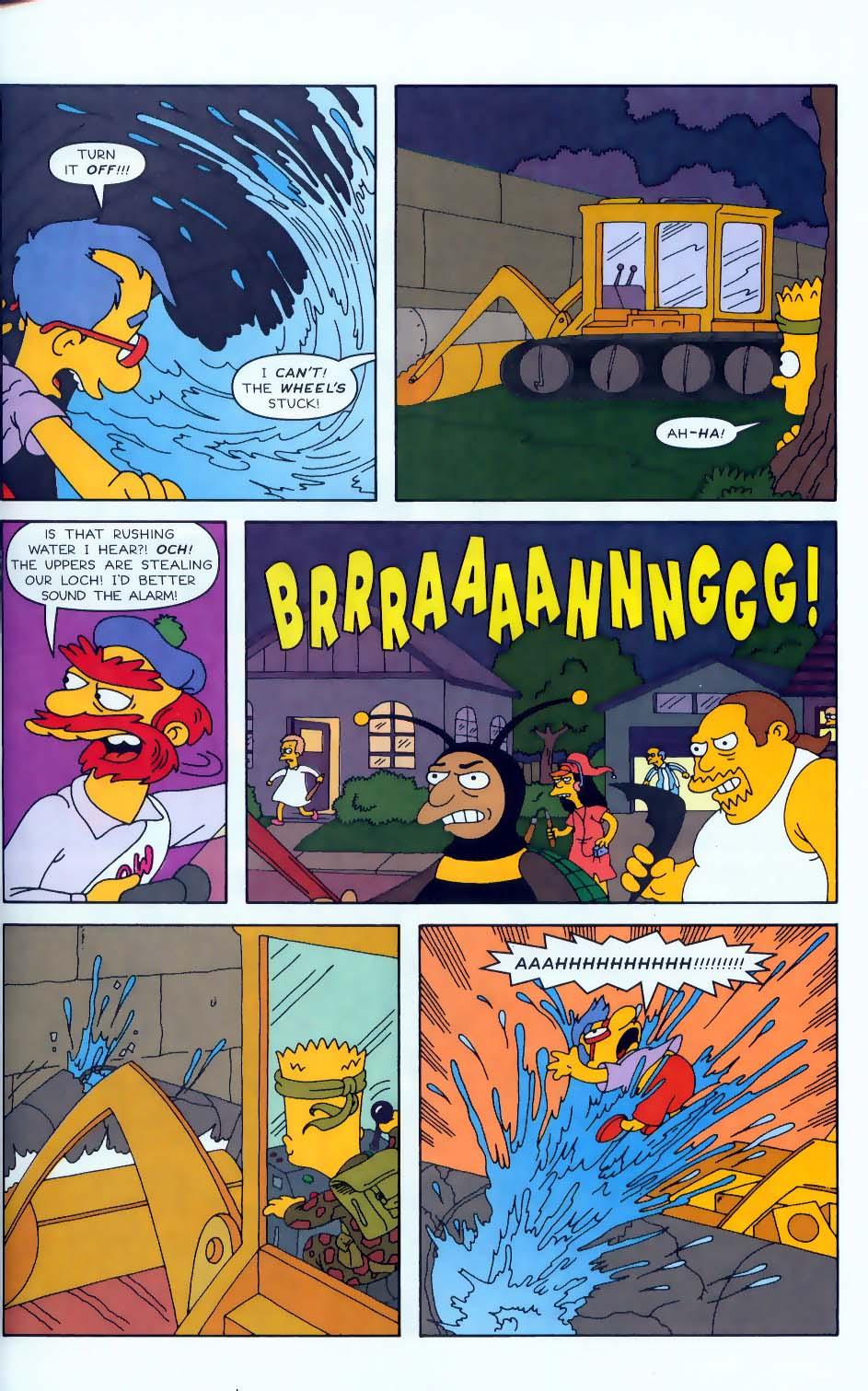 Read online Simpsons Comics comic -  Issue #50 - 22