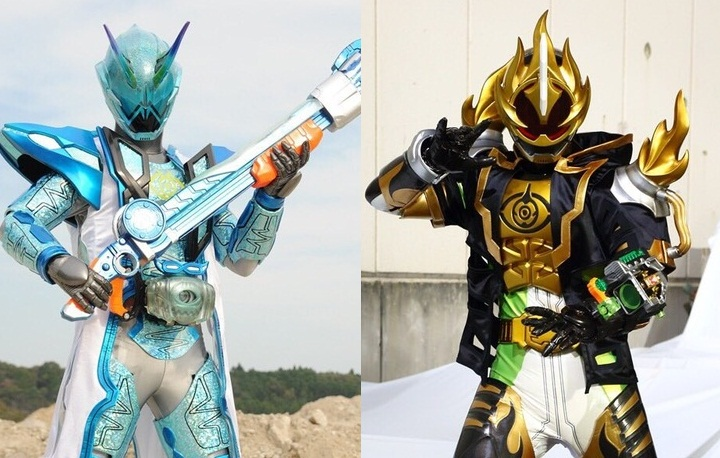 Ghost RE: BIRTH: Kamen Rider Specter - New Soul Forms For Specter ...