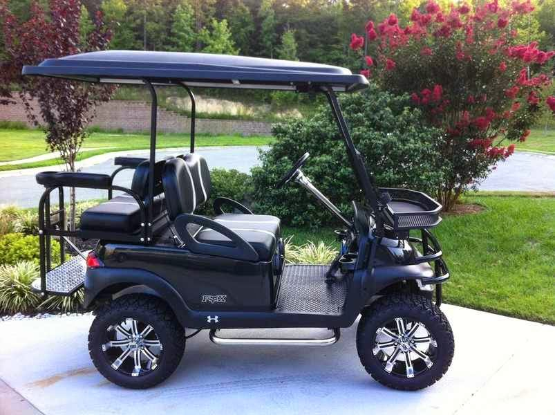 Things To Note With The Customized Golf Carts