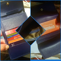Women's Small Trifold RFID Blocking Wallet collage
