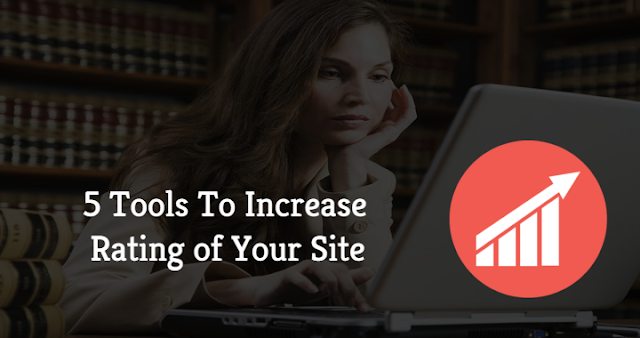 Top 5 Programs to Raise the Rating of Your Site