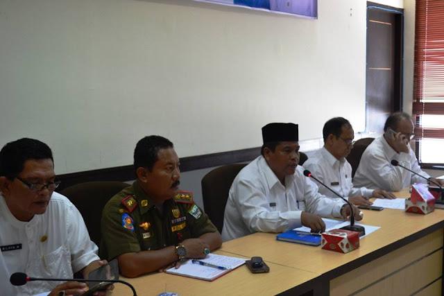 Wakil Bupati Suhatri Bur : Camat Tidak Bisa Kerja Sendiri Tanpa Dukungan Stake Holder dan Pemangku Kepentingan Di Kecamatan