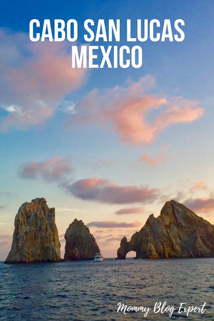 Cabo San Lucas Mexico Natural Arch