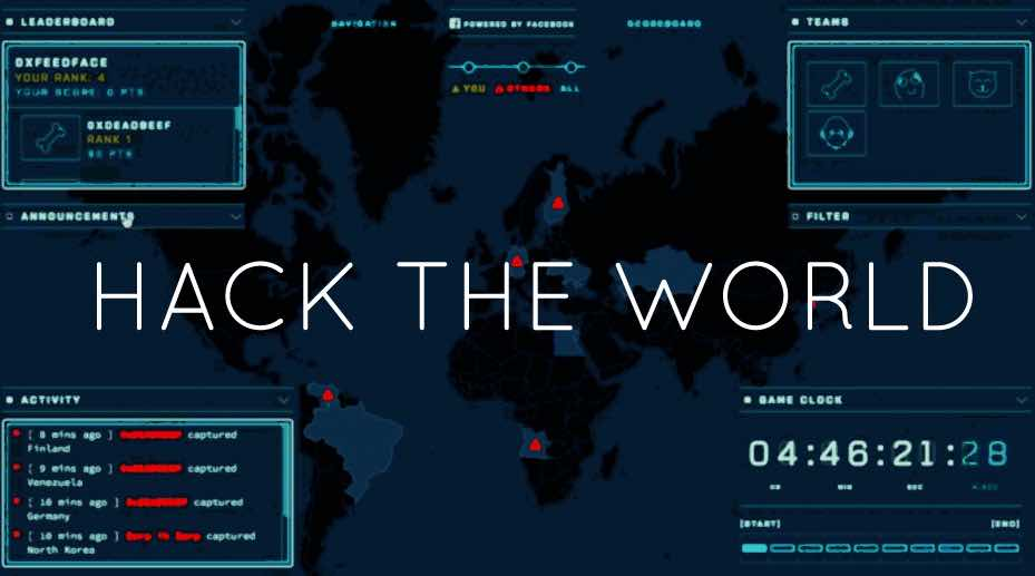 Facebook Open Sources Its Hacking Game Platform Capture the