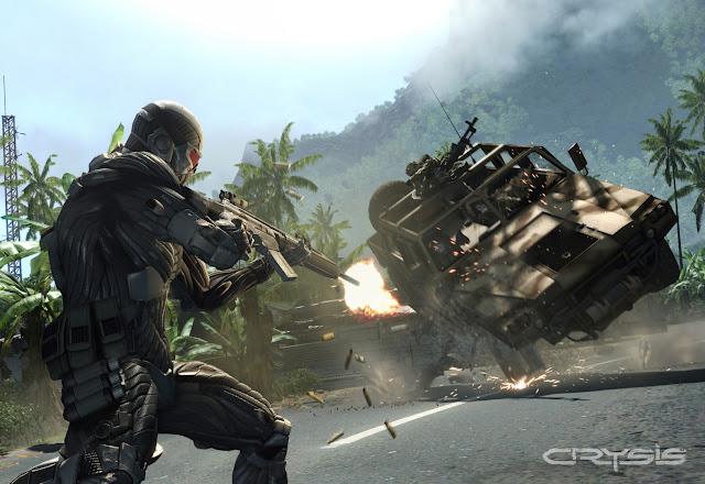 Crysis 2007 game
