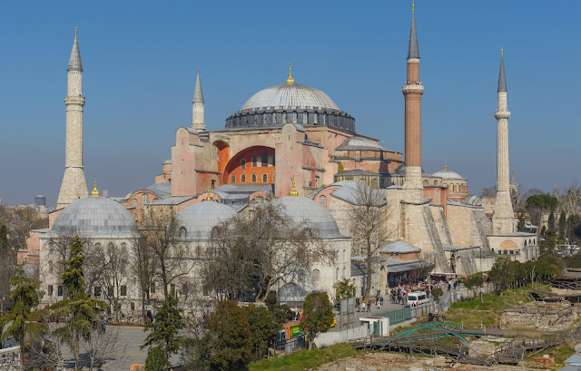 Turkish court rejects opening Hagia Sophia for Muslim prayers