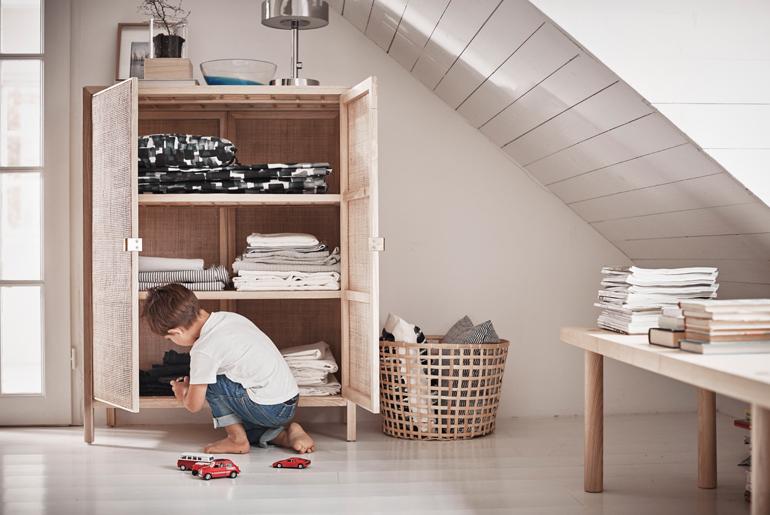 ikea stockholm armario ratan fresno arte