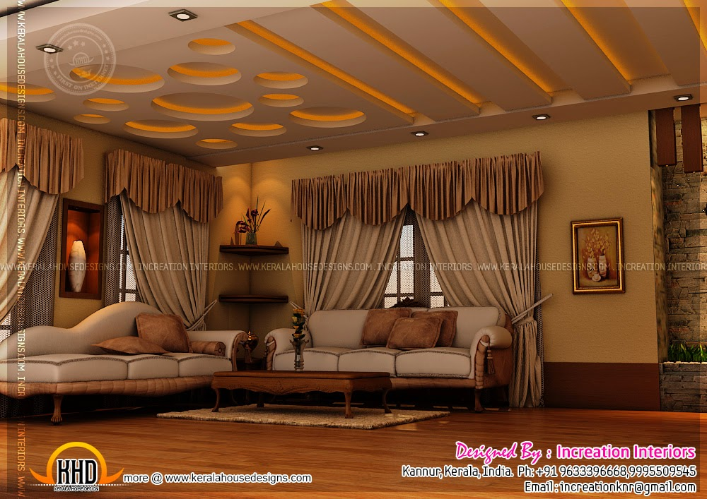 House interior design kannur kerala kerala home design for Bedroom designs tamilnadu