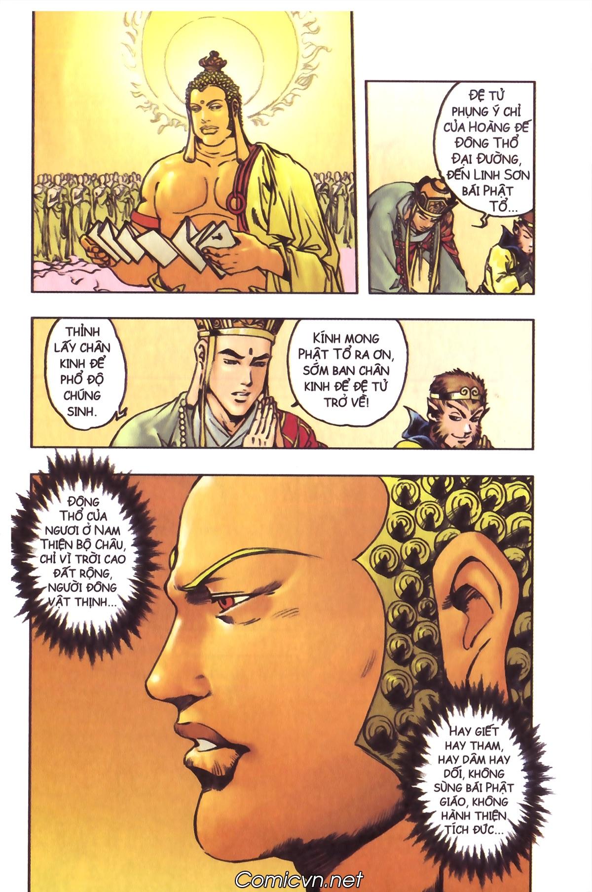 Tây Du Ký màu - Chapter 134 - Pic 6