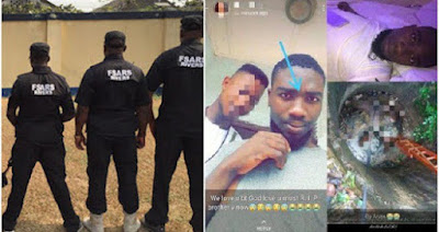 Final Year Student Falls Inside Well, Dies During Chase By SARS