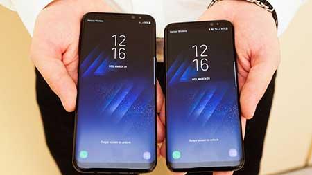 8 Fitur baru dan keunggulan Samsung Galaxy S8 & S8+ (Plus)