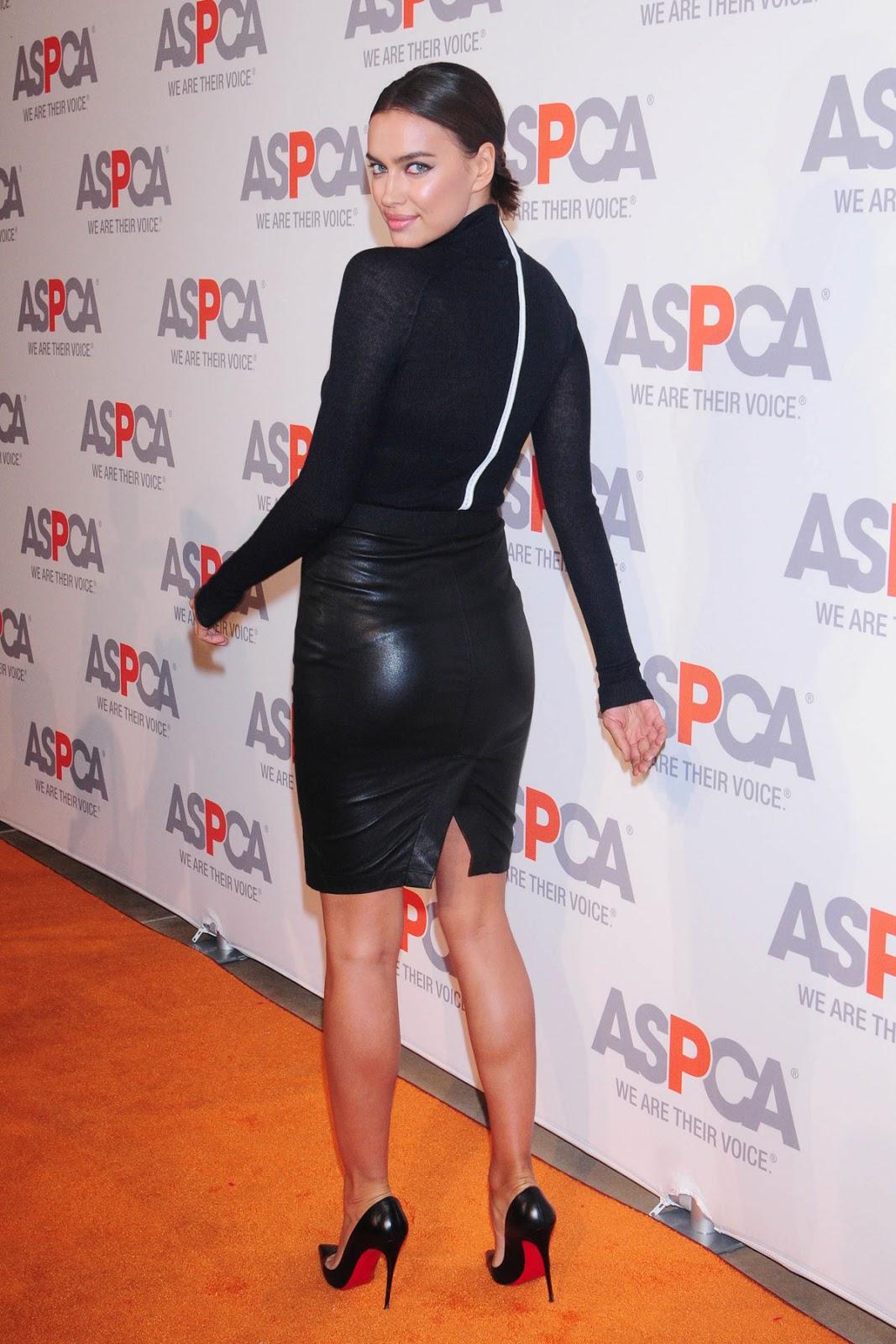 Photos: Irina Shayk at ASPCA Young Friends Benefit