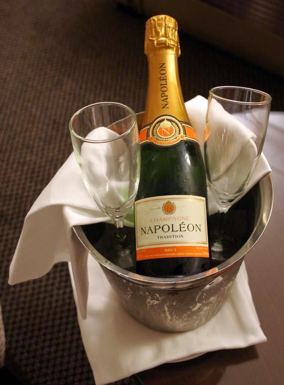 Hotel Napoleon Paris Champagne