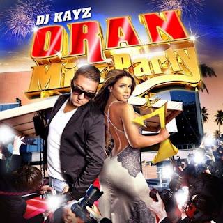 Oran Mix Party Vol-7