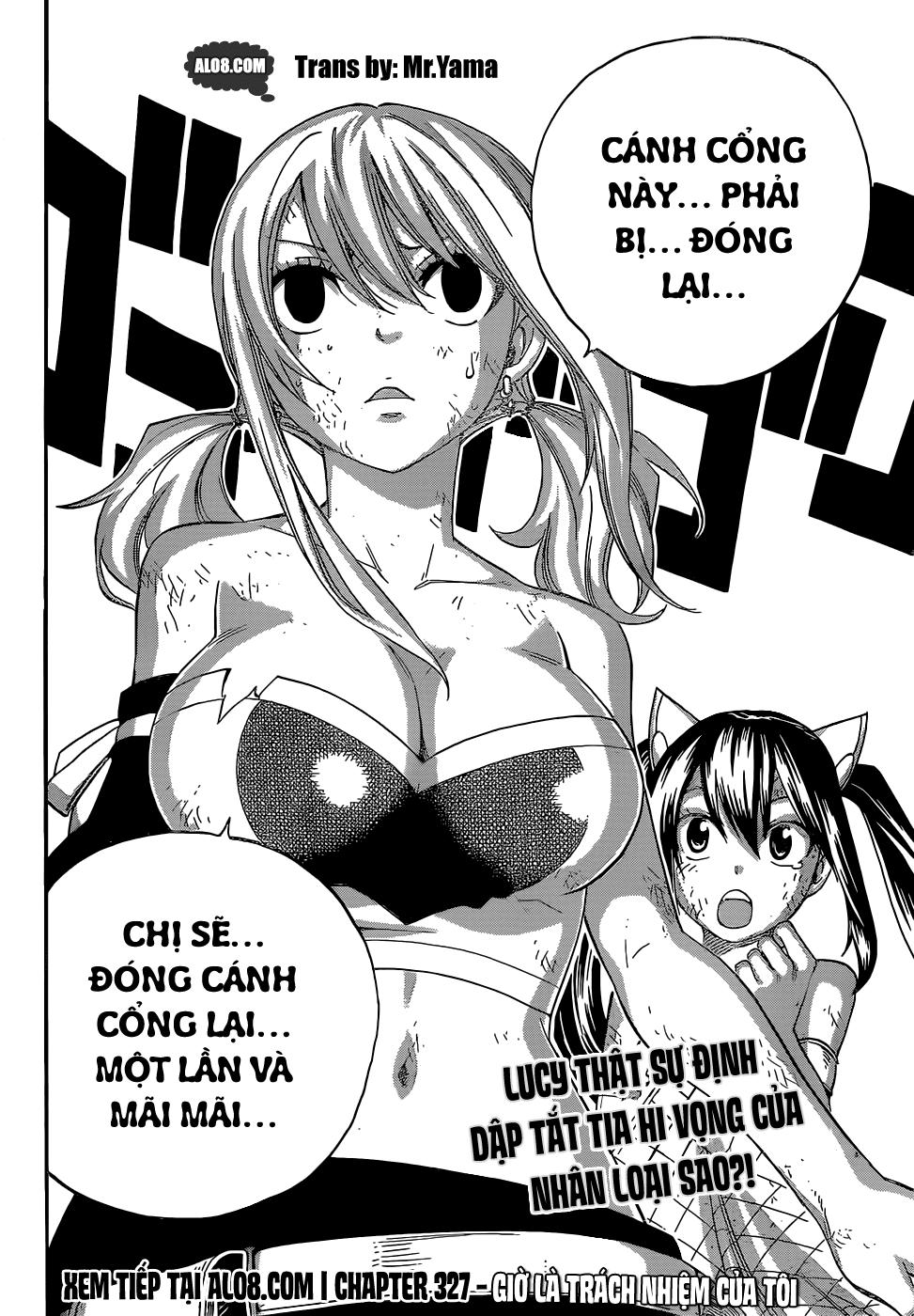 Fairy Tail chap 326 trang 19