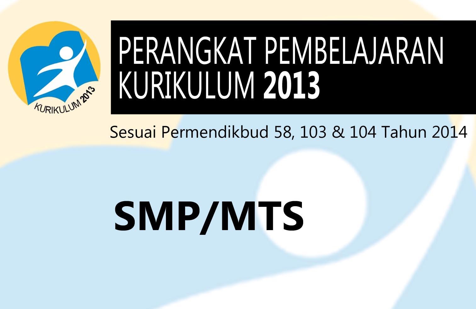 Download Rpp Smp Pjok Kelas Ix Kurikulum Nasional Rpp Kurikulum 2013 Revisi 2017