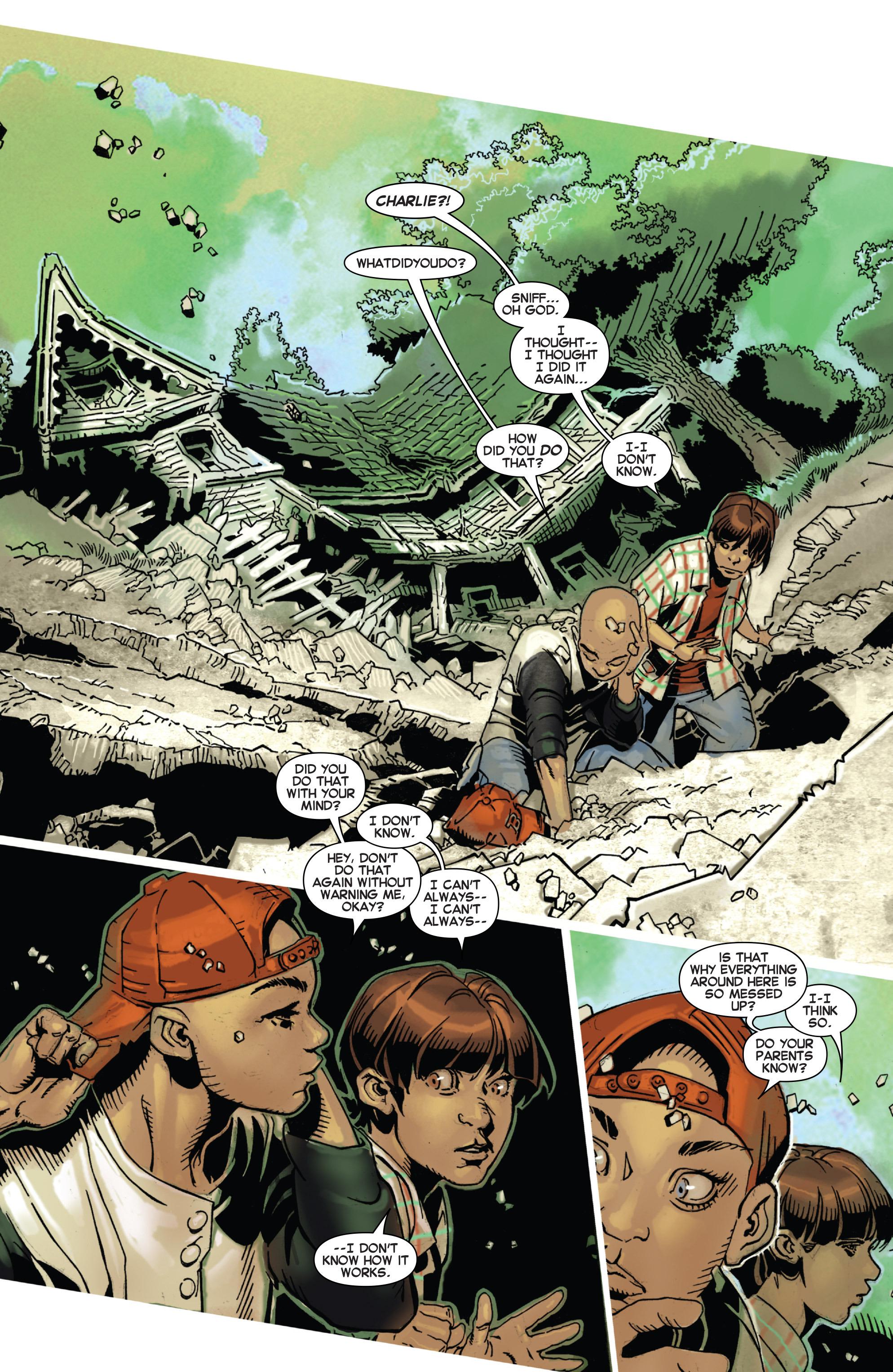 Read online Uncanny X-Men (2013) comic -  Issue # _TPB 4 - vs. S.H.I.E.L.D - 131