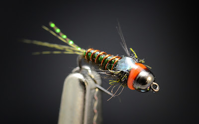 pheasant tail fly pattern tutorial material list recipe