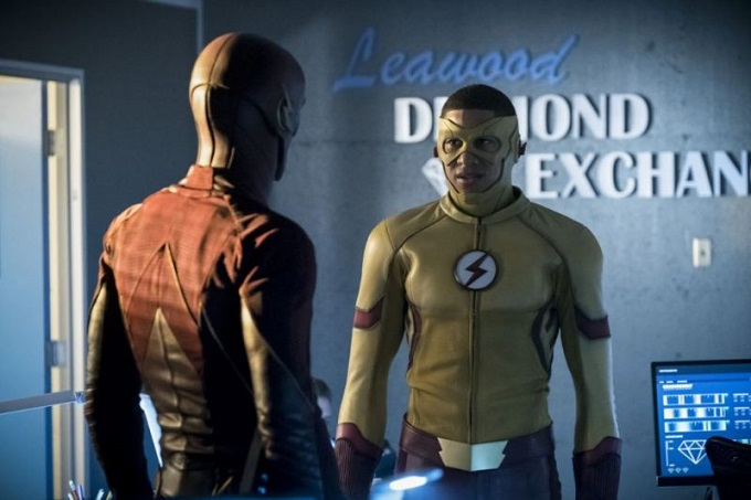 Wally por fin es Kid Flash