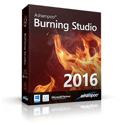 Baixar Ashampoo Burning Studio 2016 + Serial