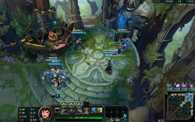 legue of legends zonafree2play