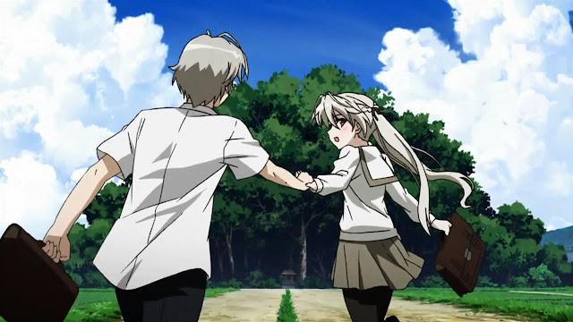 YNS 15 Anime Terbaik Berlatar Pedesaan