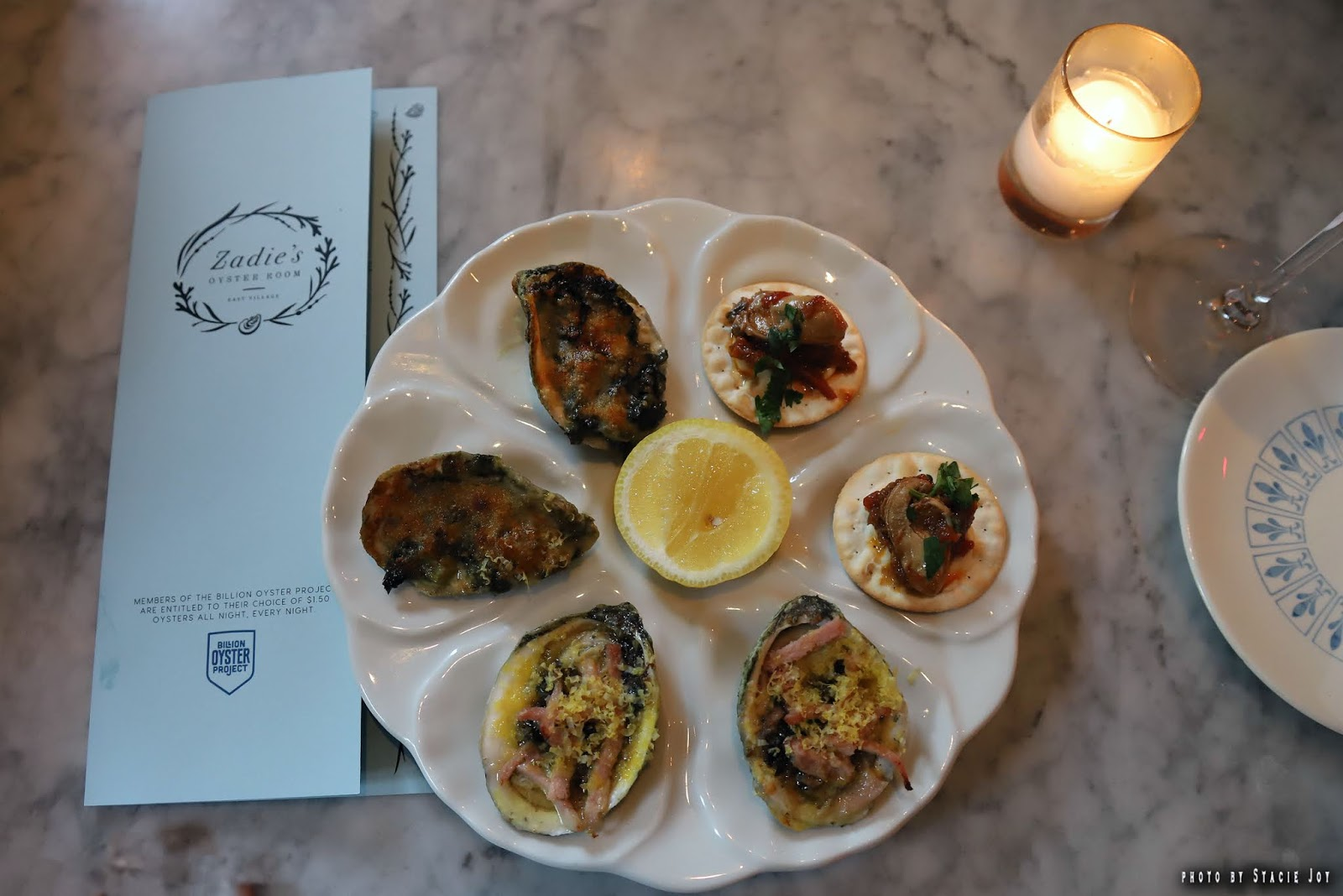 Ev Grieve A Visit To Zadie S Oyster Room On 12th Street
