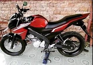 Modifikasi Yamaha Vixion Terbaru Kombinasi