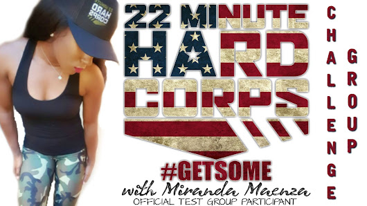 What is 22 Minute Hard Corps?